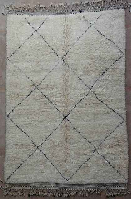 Referenssit Beni Ouarain moroccan rugs BO40206/MA