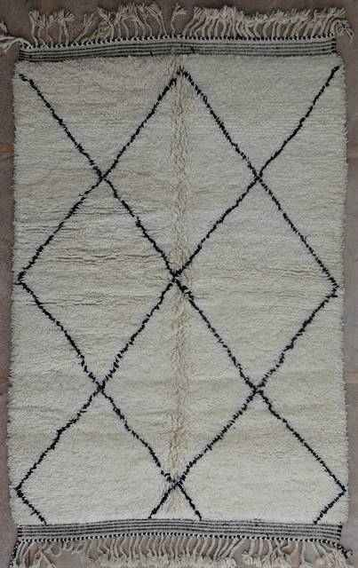 Referenssit Beni Ouarain moroccan rugs BO40208/MA
