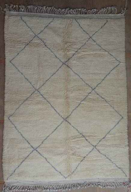 Referenssit Beni Ouarain moroccan rugs BO40219/MA