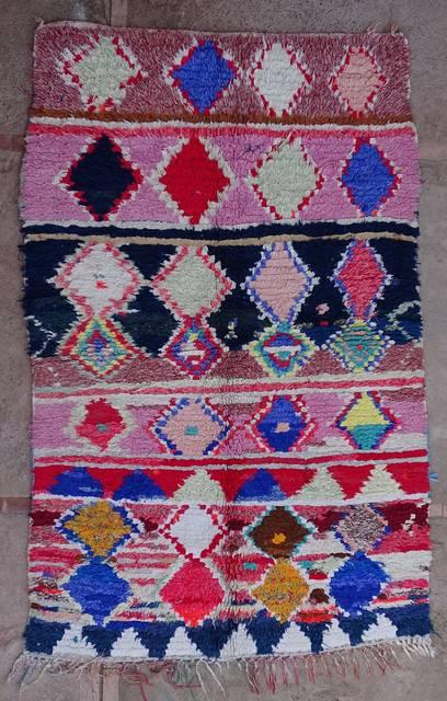 Berber rug T43093