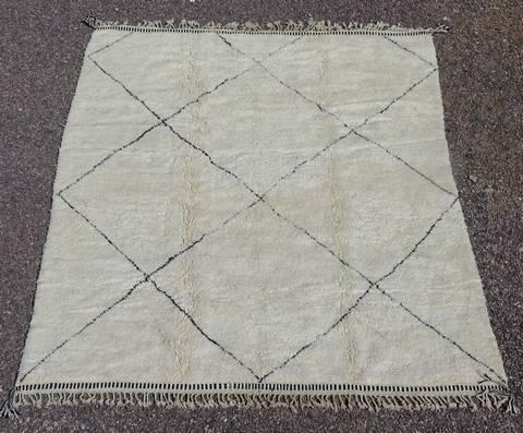 Referenssit Beni Ouarain moroccan rugs BO43100/MA