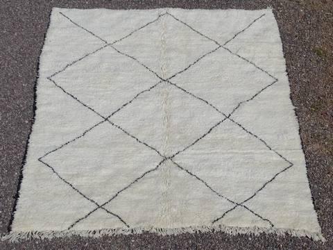 Archive-Sold Beni Ouarain moroccan rugs BO43102/MA
