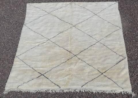 Villamatot – Beni Ouarain Beni Ourain (Large sized) moroccan rugs  BO43103/MA