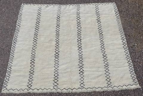 Berber rug BO43104/MA