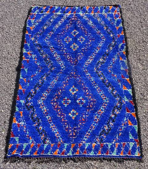 Villamatot – Beni Ouarain  Beni Ourain and Middle Atlas (antique) moroccan rugs GHAR43035 BENI M GUILD