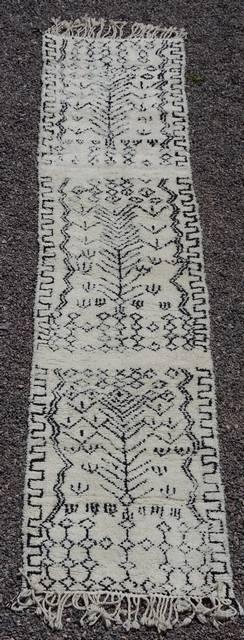Archive-Sold Beni Ouarain moroccan rugs BO44000/MA
