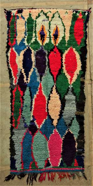 moroccan rugs T44051