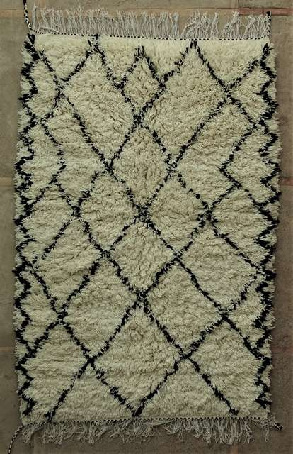 Referenssit Azilal and Ourika moroccan rugs AS44072