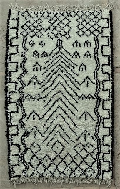 Villamatot – Beni Ouarain Beni Ourain moroccan rugs BO44044/MA