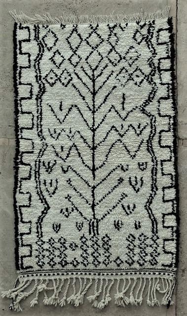 Villamatot – Beni Ouarain Beni Ourain moroccan rugs BO44045/MA