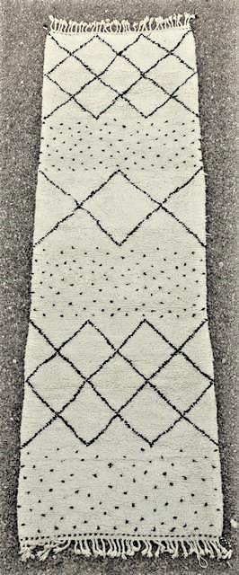 Referenssit Beni Ouarain moroccan rugs BO44050/MA
