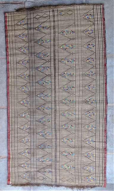 MAURITANIAN MATS moroccan rugs TM44082