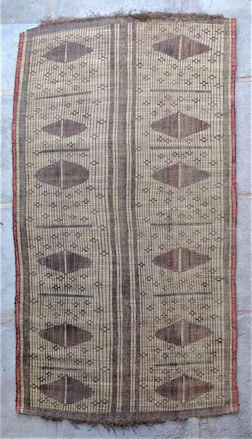 MAURITANIAN MATS moroccan rugs TM44083