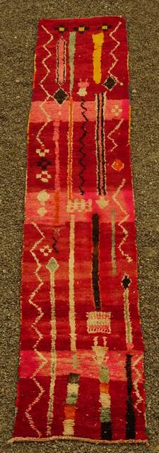 Azilal and Ourika  moroccan rugs VBJ45071