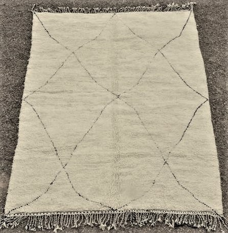 Archive-Sold Beni Ouarain moroccan rugs BO45074/MA