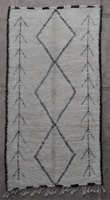 Referenssit Beni Ouarain moroccan rugs BOA45085