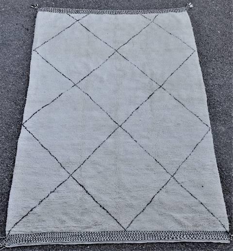 Referenssit Beni Ouarain moroccan rugs BO45102/MA