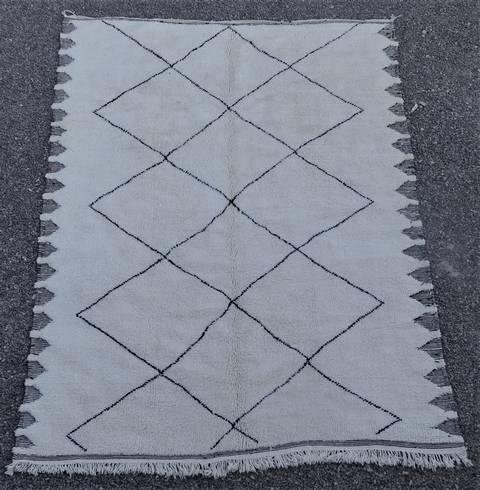 Villamatot – Beni Ouarain Beni Ourain moroccan rugs BO45104/MA