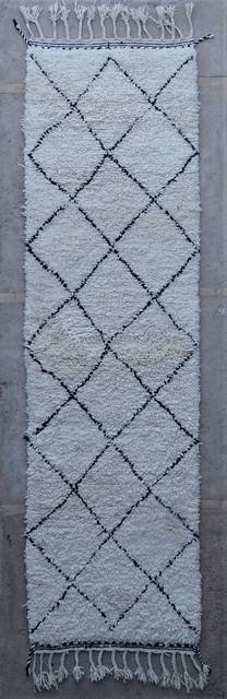 Archive-Sold Beni Ouarain moroccan rugs BO45123/MA réservé