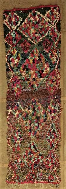 Berber rug C45063
