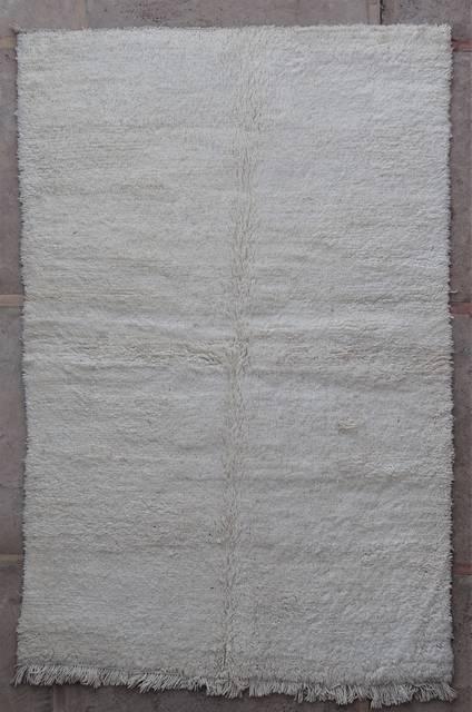 WOOL Rugs - BENI OURAIN Beni Ourain moroccan rugs BO46007/MA