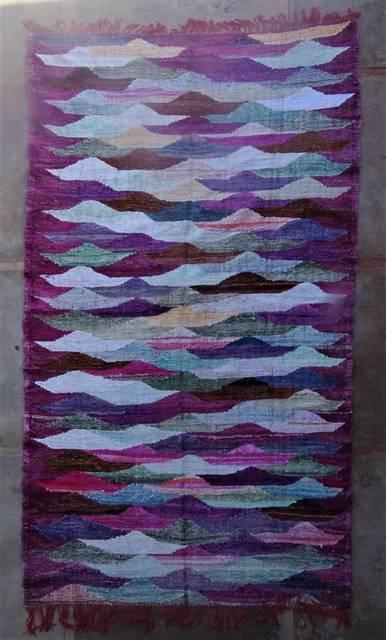 BOUCHEROUITE Boucherouite Kilims moroccan rugs KC46017