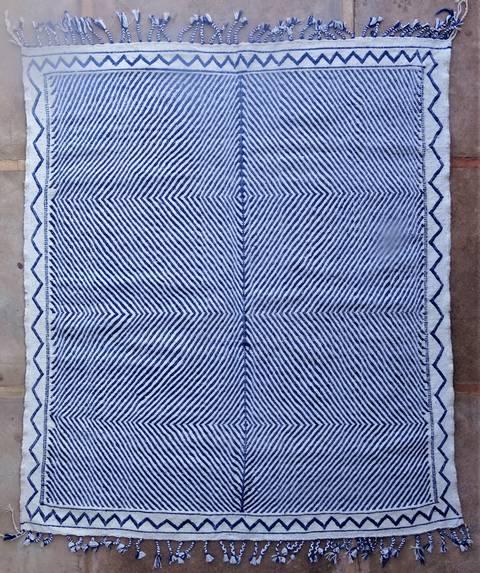 Boucherouite Kilims moroccan rugs ZA46025