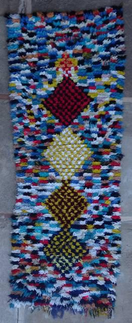 Berber rug C46066