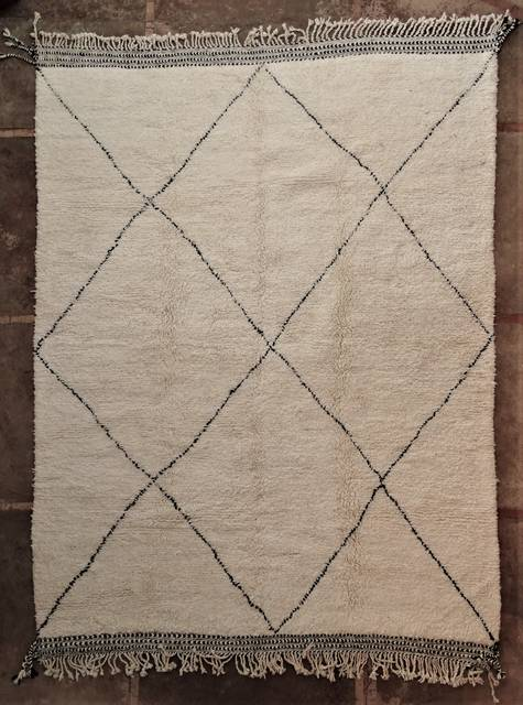 Villamatot – Beni Ouarain Beni Ourain moroccan rugs BO46124/MA