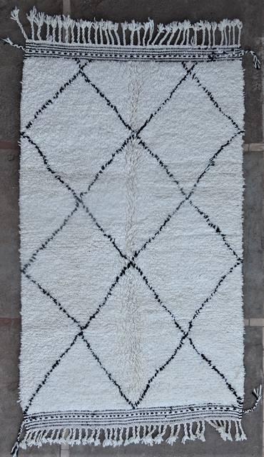 Villamatot – Beni Ouarain Beni Ourain moroccan rugs BO46127/MA