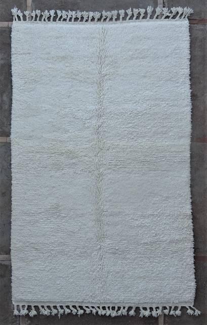 WOOL Rugs - BENI OURAIN Beni Ourain moroccan rugs BO46128/MA