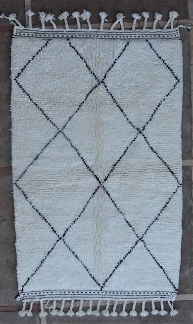 Villamatot – Beni Ouarain Beni Ourain moroccan rugs BO46130/MA