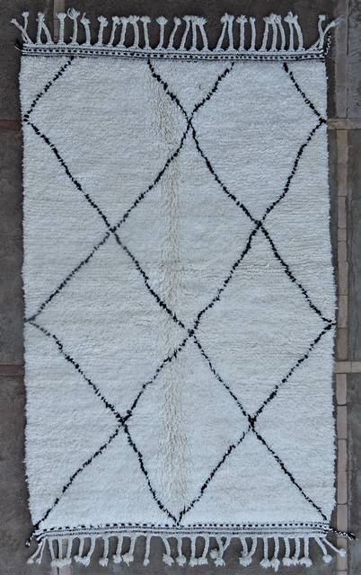 Archive-Sold Beni Ouarain moroccan rugs BO46135/MA