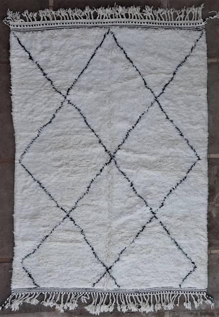 Archive-Sold Beni Ouarain moroccan rugs BO46210/MA