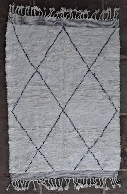 Villamatot – Beni Ouarain Beni Ourain moroccan rugs BO46213/MA