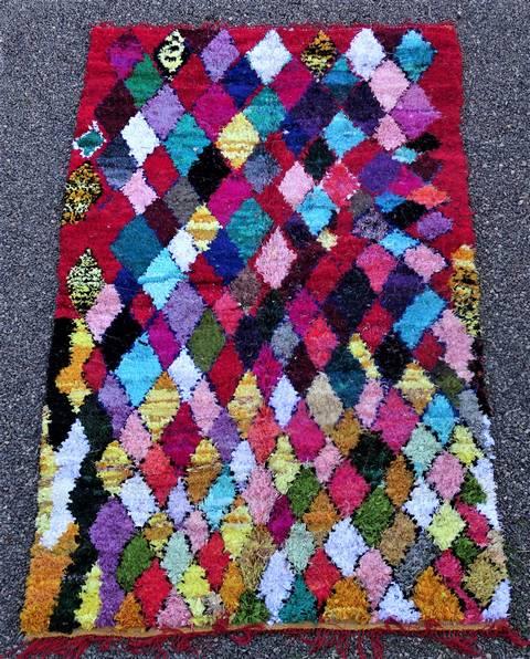Berber rug TC46218