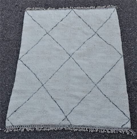 Villamatot – Beni Ouarain Beni Ourain moroccan rugs BO46223/MA