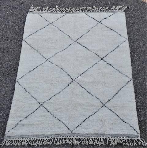 Berber rug BO46224/MA