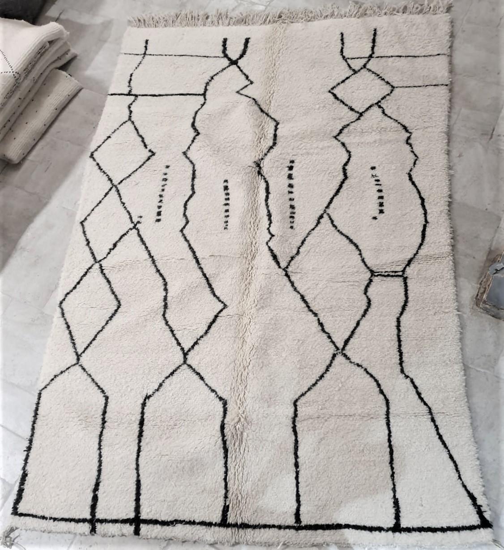 Villamatot – Beni Ouarain Beni Ourain moroccan rugs BO33098/MA