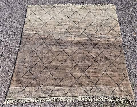 Villamatot – Beni Ouarain Beni Ourain moroccan rugs BO46269