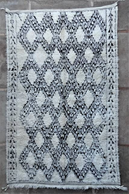 Villamatot – Beni Ouarain  Beni Ourain and Middle Atlas (antique) moroccan rugs BOA46278