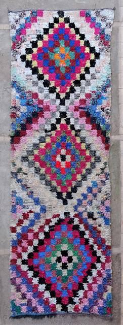 Moroccan berber rugs FLUR TEPPICHE Teppich C47011