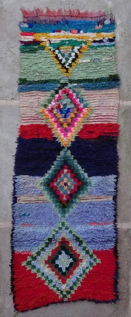 Berber rug C47023