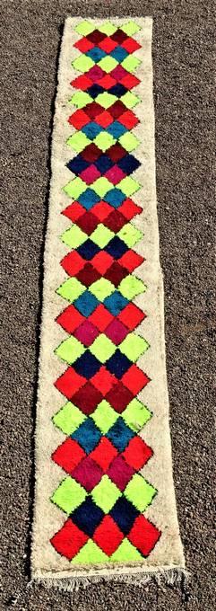 Archive-Sold Beni Ouarain moroccan rugs BO47045/MA SUR COMMANDE