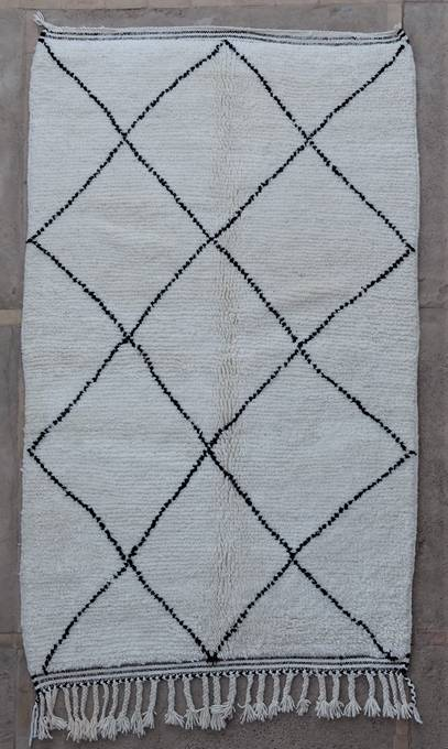 Archive-Sold Beni Ouarain moroccan rugs  BO47059MA