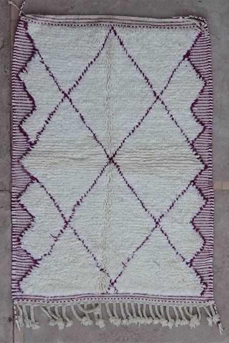 Berber rug BO47061/MA