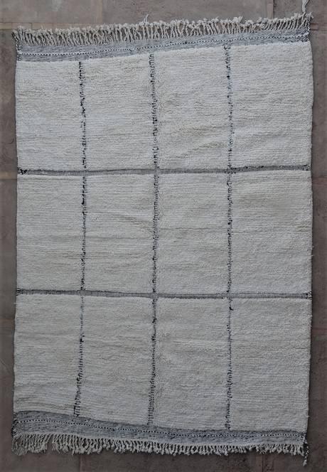WOOL Rugs - BENI OURAIN Beni Ourain moroccan rugs BO47092/MA