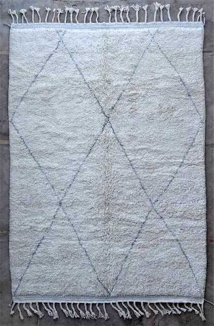 WOOL Rugs - BENI OURAIN Beni Ourain moroccan rugs BO47106/MA