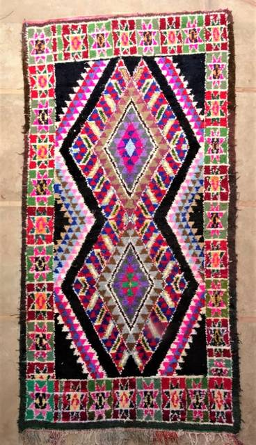 Berber rug TC47116