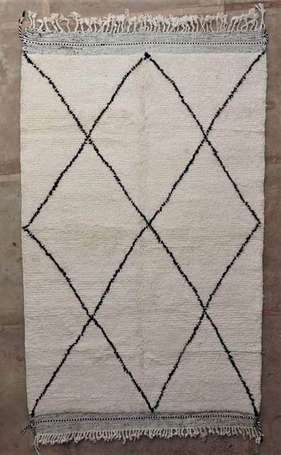 Berber rug BO47125/MA